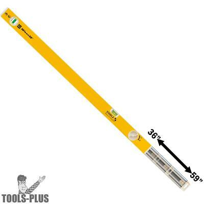 "Stabila 29459 80T 36"" - 59"" Adjustable Length Level New"