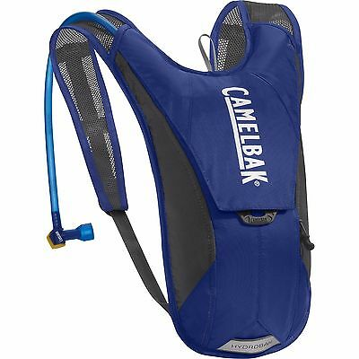 Camelbak Hydrobak Hydration Backpack, Pure Blue/Graphite,50oz,#62203, Brand New