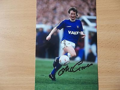 Eric Gates, Ipswich Footballer, Signed 6 X 4 Photo