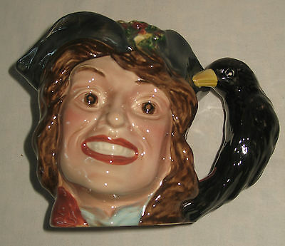 Vintage : Beswick medium sized hand painted Character Jug - Barnaby Rudge