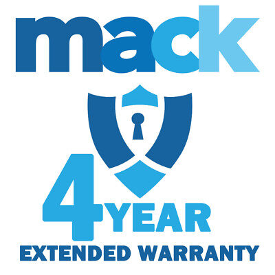 Mack 4 Year Extended Warranty For Camcorders to $2000