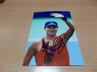 Ana Ivanovic, Tennis Player, Signed 6 X 4 Photo