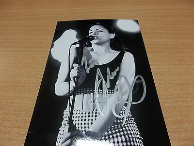 Imelda May, Irish Singer, Signed 6 X 4 Photo