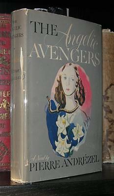 THE ANGELIC AVENGERS Andrezel Pierre Isak Dinesen First Edition/Printing