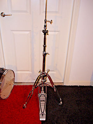 Pearl' H-985W  Hi Hat Stand & Pedal Rubber Feet And Spike Feet !