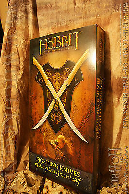 Fighting Knives of Legolas /The Hobbit/Lord of the Rings/United Cutlery UC3001