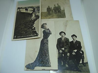 Vintage OLD PICTURES On Postcards. Awesome!