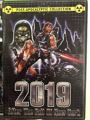 2019 After The Fall Of New York | Post Apocalyptic Collection | DVD