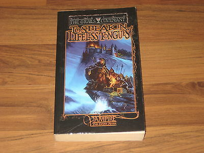 WoD Vampire The Dark Ages To Speak in Lifeless Tongues  The Grails Covenant 2