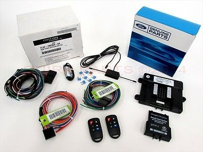 Ford Mustang Lincoln Mercury Remote Car Starter System Keyless Entry Kit OEM NEW