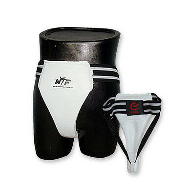 Wacoku External Groin Guard Female WTF Approved Taekwondo