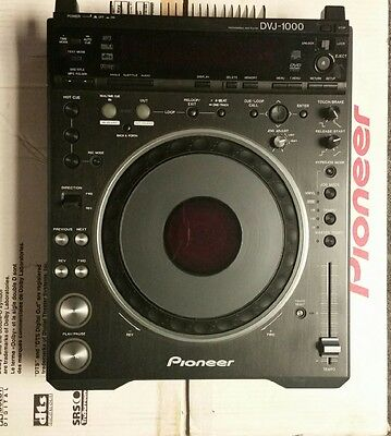 Pioneer Dvj1000.....almost New