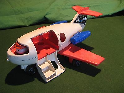 Vintage Toy -' Fisher Price' (PLAY FAMILY FUN JET) Early 1970s