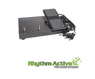 M-Audio Black Box Pedal Board Ex-P Expression+Foot Switch For Keyboard+Effects