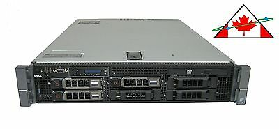 "DELL PowerEdge R710 3.5"" Version 2X HEX Core 2.93Ghz  144GB RAM 4X 300Gb 15K SAS"