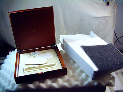 Graf Von Faber Castell WOODEN Pen BOX ONLY!!!!!!!!!!!!!!!!!!!