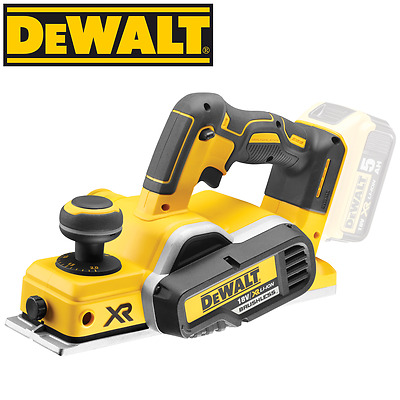 DeWalt 18V 82 MM XR Lithium-Ion Cordless Brush-less Planer DCP580NXE Tool Only