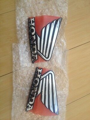 Honda Wing Mark Emblem,stickers,decals,badge,gas/fuel Tank,petrol Tank