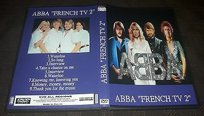ABBA - French TV Performances Vol. 2 (DVD SPECIAL FAN EDITION)