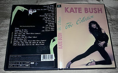 DVD Kate Bush - The Collection - Rare fans edition, Very good!! Old recordings!