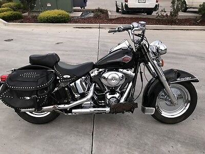 Harley Davidson Heritage Softail 01/2001Mdl 69607Kms Clear Project Make An Offer