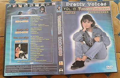 DVD Vanessa Paradis - Pretty Voices Vol.12 Fan Edition, Very good!!