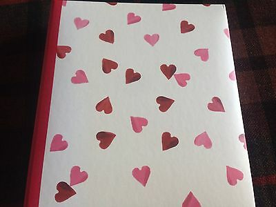 Emma Bridgewater Hearts recipe binder