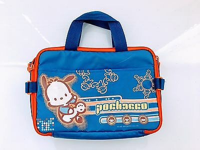 Sanrio Pochacco Thermal Lunch Bag 2000 Vintage Collectable Kawaii Rare