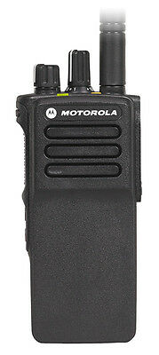 Motorola DP4400e UHF Digital Two Way Radio