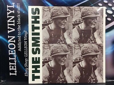 The Smiths Meat Is Murder LP Album Vinyl Record Pop New & Sealed 00's Morrissey