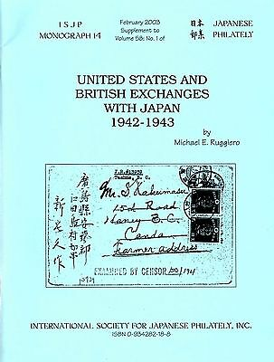Isjp Monograph 14 – United States & British Exchanges With Japan 1942-43 #c0006