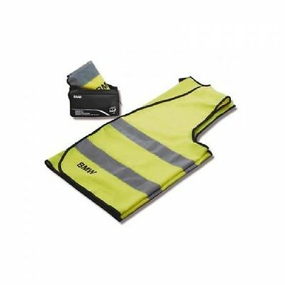 BMW High Visibility Vest 2er-Pack Reflective Vest Original EN 471