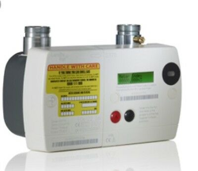 Landis And Gyr E6 G370 Credit Gas Meter Domestic