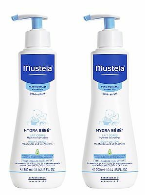 Mustela Gentle Cleansing Gel 500ml (Twin Pack) - FREE NEXT DAY DELIVERY