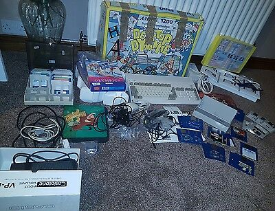 Commodore Amiga A1200 Boxed + lots of games and software etc very rare good l@@k