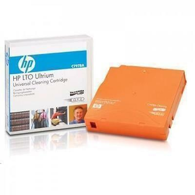 NEW HP C7978A Ultrium LTO Cleaning TAPE Universal C7978A Covering six generation