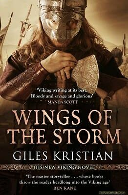 Wings of the Storm Giles Kristian Paperback NEW Book