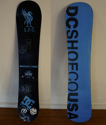 DC PBJ Snowboard 149cm - with Stomp Pad, Studs & Free Stickers - GREAT CONDITION
