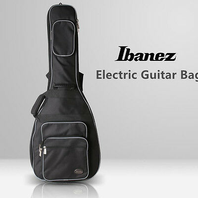 a3021727416 Ibanez Electric Guitars E-Guitar Deluxe Gig bag Soft Case 20mm New 2016