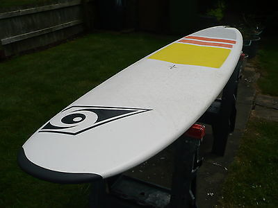 BIC Magnum Mini-Mal 8ft4in Surfboard (Very Good Condition)