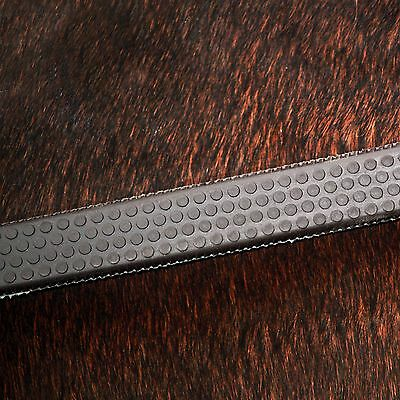 Henry James Saddlery English Flexi Grip Rubber Reins