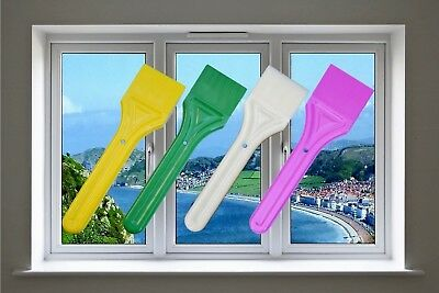 Double Glazing Shovel / Paddle - Heavy Duty polymer in 3 Colours