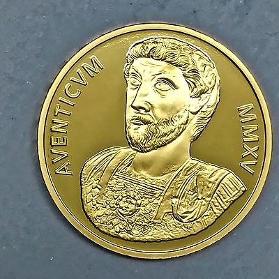 Switzerland 50 Francs Gold 'Aventicum'
