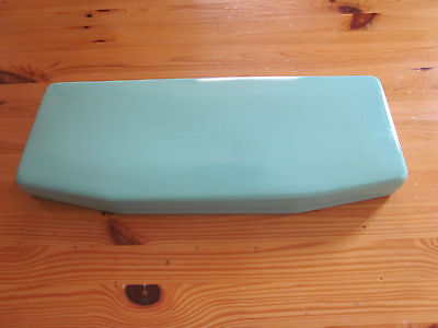 """American Standard toilet tank cover lid top ming green 20-5/8"""" 1953 T53 F4043"""