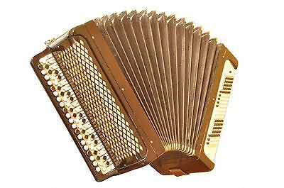 Excellent  Russian Classic Button  Bayan  Accordion Tula   120 bass