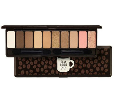 [Etude House]Korea Cosmetic Play Color Eyes In The Cafe (1g x 10)