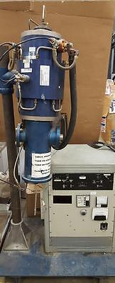 Astro Vacuum Furnace Model 1000-2560, FURNACE COMBUSTION TUBE W/CONTROL