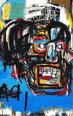Sotheby's Contemporary Art Evening Auction NY May 18 2017 Basquiat
