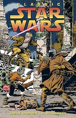 Star Wars Williamson+Goodwin Classic Star Wars A New Hope—Dark Horse 1995