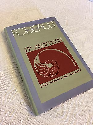 Archaeology of Knowledge by Michel Foucault (Hardback, 1972) Pantheon